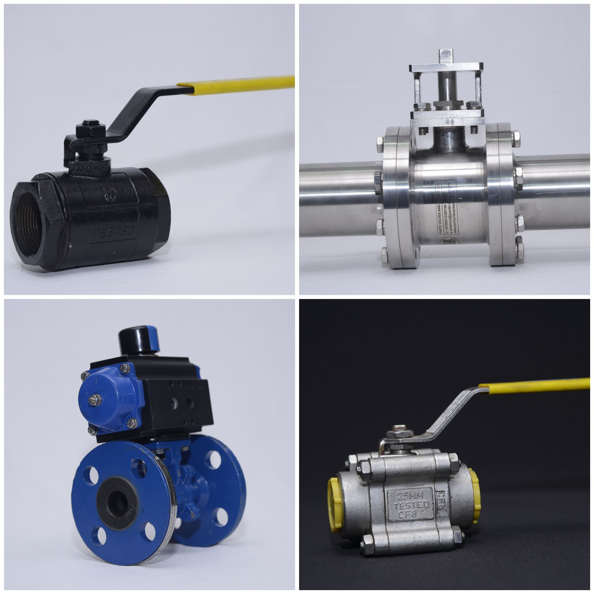 with immense pleasure we, parth valves & hoses llp