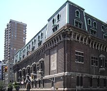 69th Infantry Regiment New York New York City Buildings Historic Buildings Armory