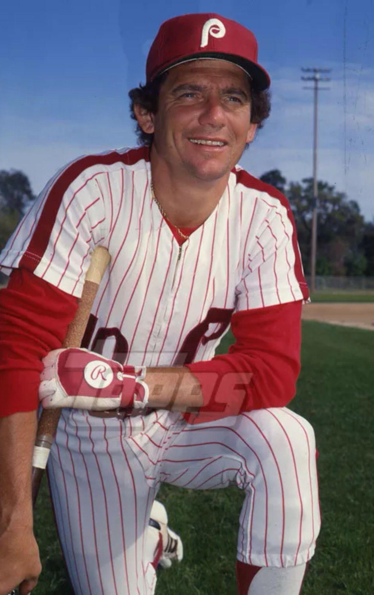b01256dd1 Larry Bowa Phillies Baseball