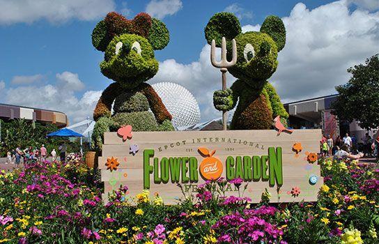 Epcot International Flower and Garden