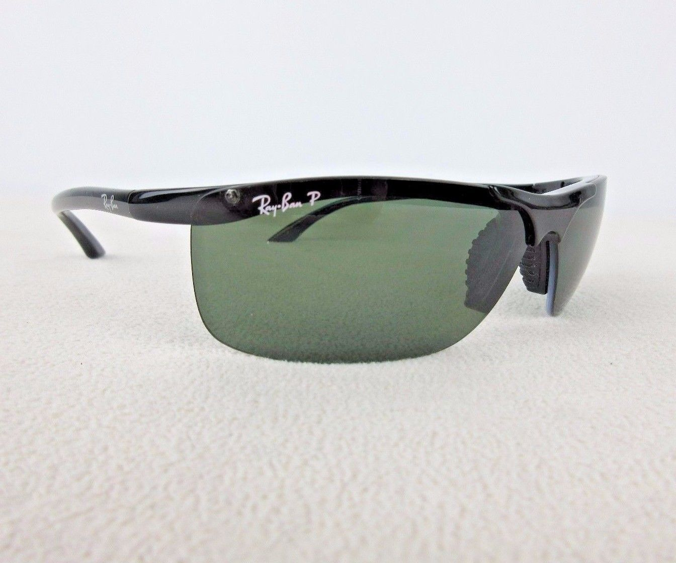 RAY-BAN RB 4085 601/9A 3P Active Lifestyle Polarized Sunglasses Black Italy https://t.co/bldwPBrjwp https://t.co/FtH0OX3kvw
