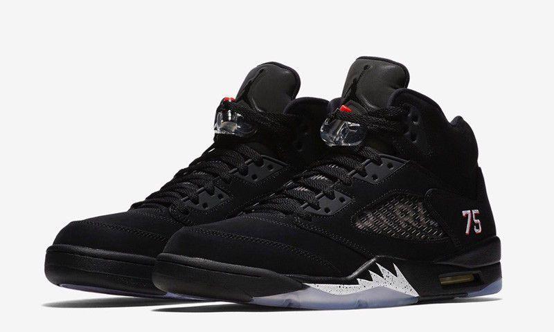 e0a1188335ef Nike Air Jordan Retro 5 x PSG Paris Saint -Germain size 11 Authentic 100%   Nike  BasketballShoes