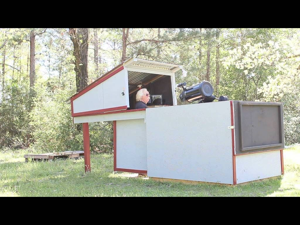 Roll Off Roof Observatory Roofingequipment Roofing Equipment Observatory Roofing Options