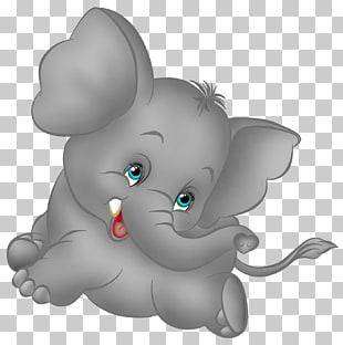 Dibujos Animados De Elefantes Dibujos Animados De Elefantes Grises Gratis Ilustracion De Elefantes Cartoon Elephant Elephant Illustration Panda Illustration
