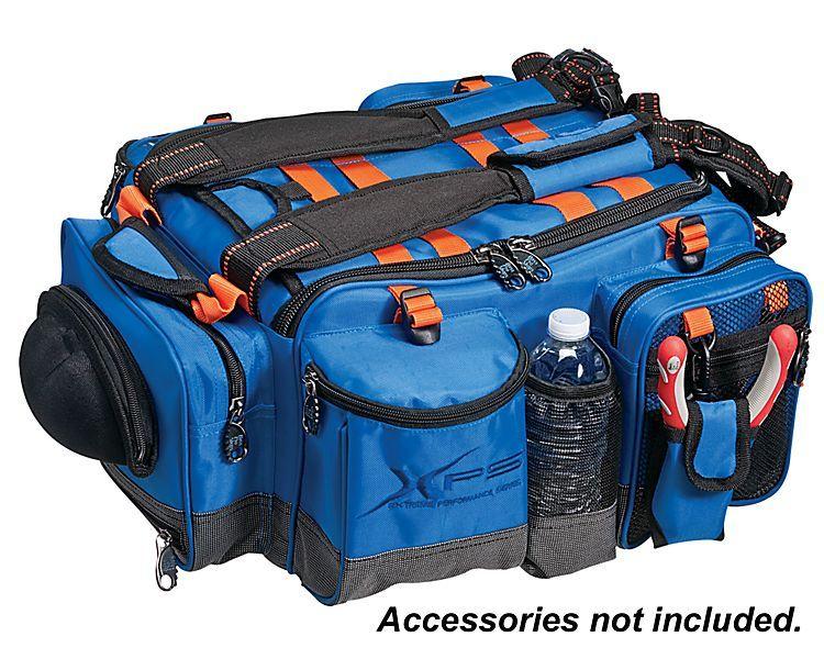 Xps stalker tackle bag or system bass pro shops for Fishing tackle backpack