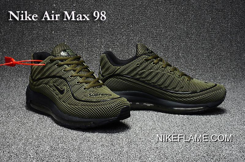 air max 98 vert