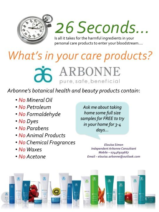 26 Seconds Is All It Takes For Your Skin To Absorb The Ingredients Of Care Products Arbonne Only Uses Pure Safe A Arbonne Pure Products Arbonne 30 Day Detox