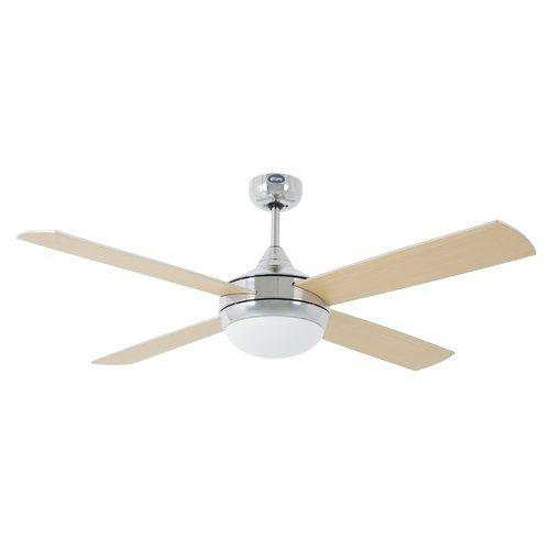 Brayden Studio 132cm Hornung 4 Blade Ceiling Fan With Remote