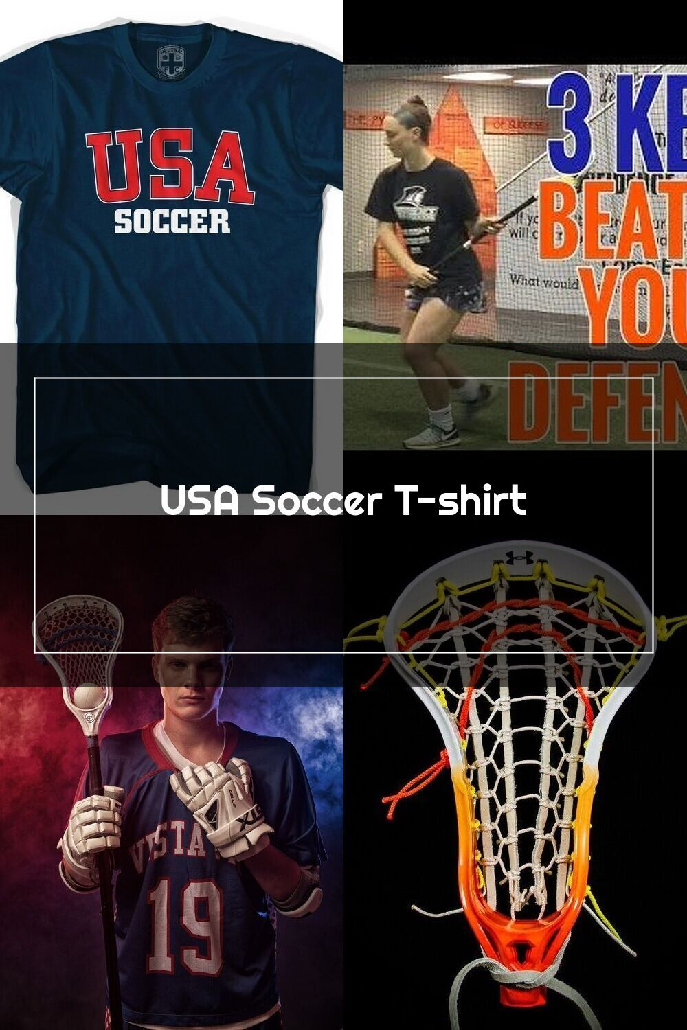Product Story USA Soccer Tshirt Product Description