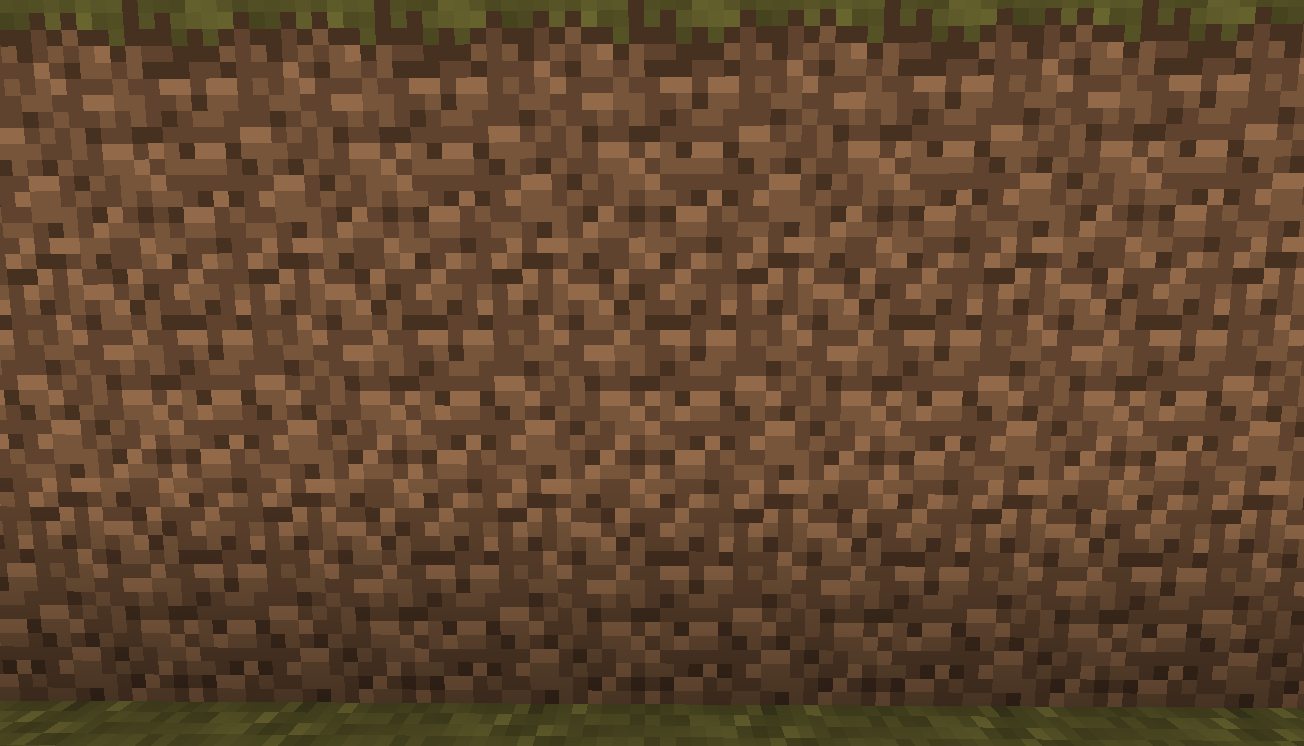 how to get life of a dirt block