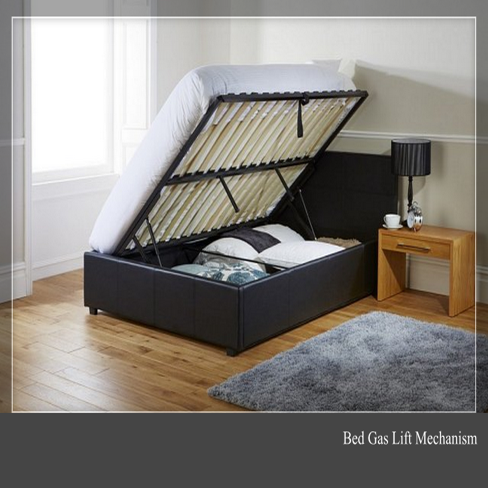 Modern Furniture Accessories Wall Bed Frame Lift Mechanism