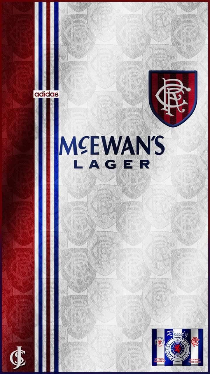 Pin on Rangers kits...by JSC Jeff Craig
