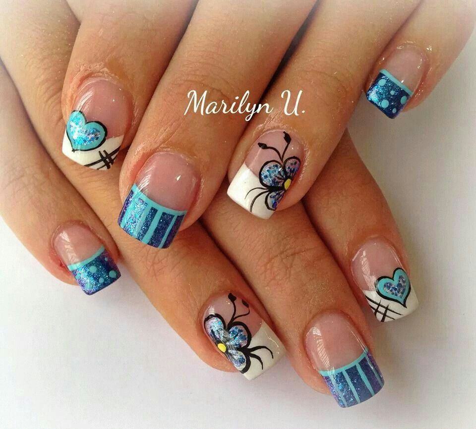 Unas Nail: Manicure, French Nails