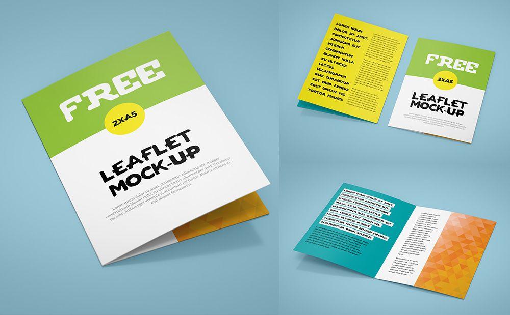 Leaflet – Brochure 2xA5