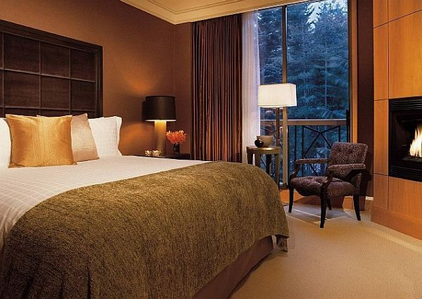 What Colors Work Well With Brown In The Bedroom Modern Bedroom Decor Bedroom Colors Modern Bedroom