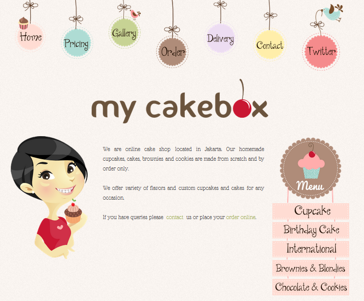 Cake blog template design cebong ipiets blog barang untuk cake blog template design cebong ipiets blog pronofoot35fo Images