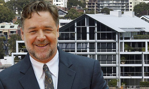 Russell Crowe quietly lists lavish apartment he bought for $14.35m