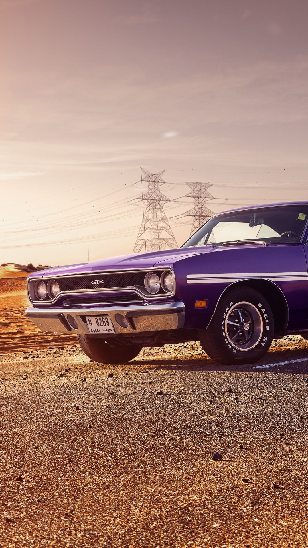 1970 Plymouth Gtx Violet Muscle Car Wallpaper Plymouth Muscle Car Klasik Arabalar Download muscle cars hd wallpapers for