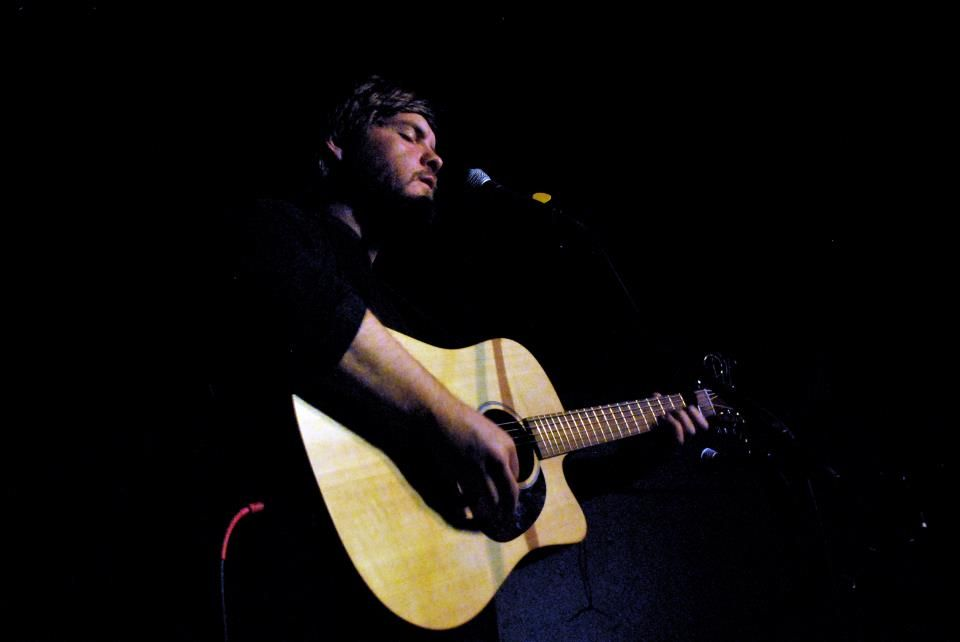 Guitar Girl Magazine » An interview with our first feature male musician, Luke Mitchem