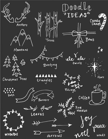 カフェ風のコツは文字にあり黒板をおしゃれに彩るチョーク