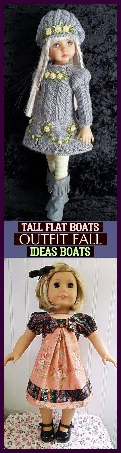 Tall Flat Boats Outfit Fall Ideas Boats & equipo de botas planas altas ideas de otoño barcos hohe
