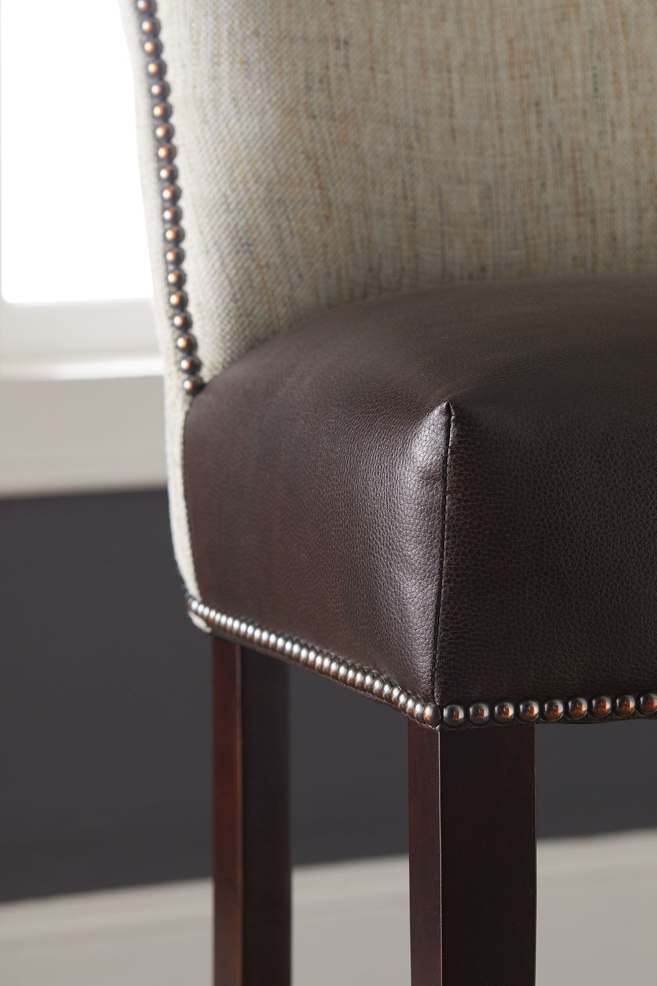 The Havertys Blair Dining Chair Is Easy To Sit On And Even Easier To Look At