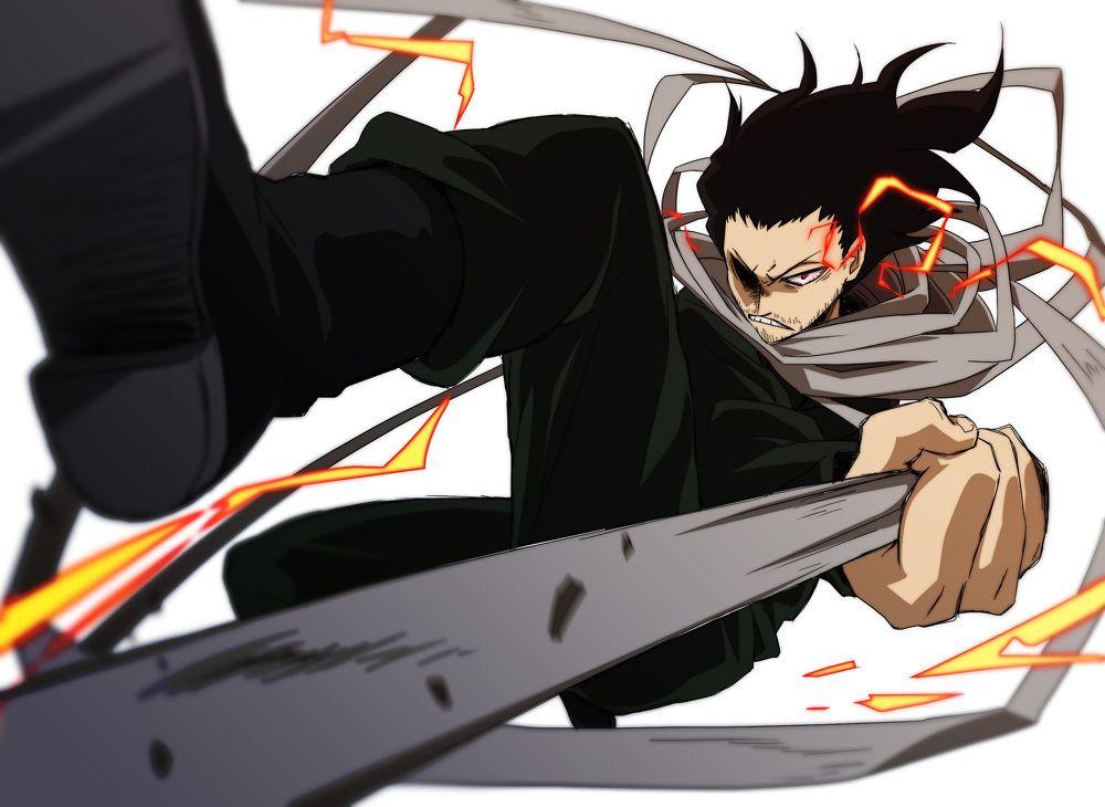 Boku No Hero Academia Aizawa Shouta My Hero Academia Eraserhead My Hero Academia Manga Hero