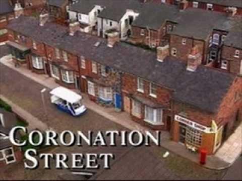 Old Coronation Street Theme Full Coronation Street Coronation British Tv