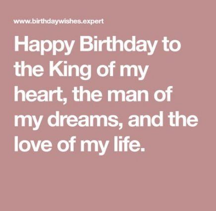 51 Trendy Birthday Quotes For Him Husband Happy