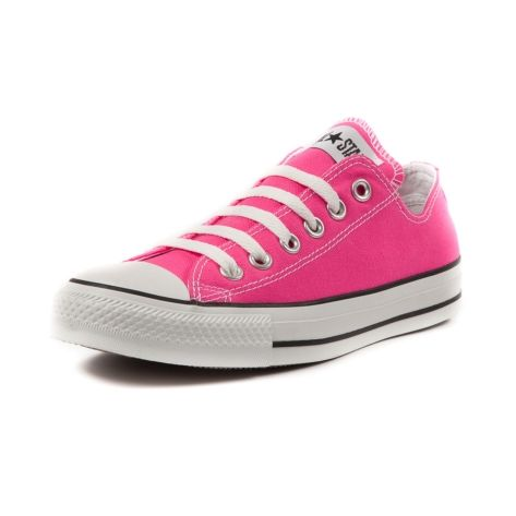 Converse All Star Lo Sneaker, Pink Glo