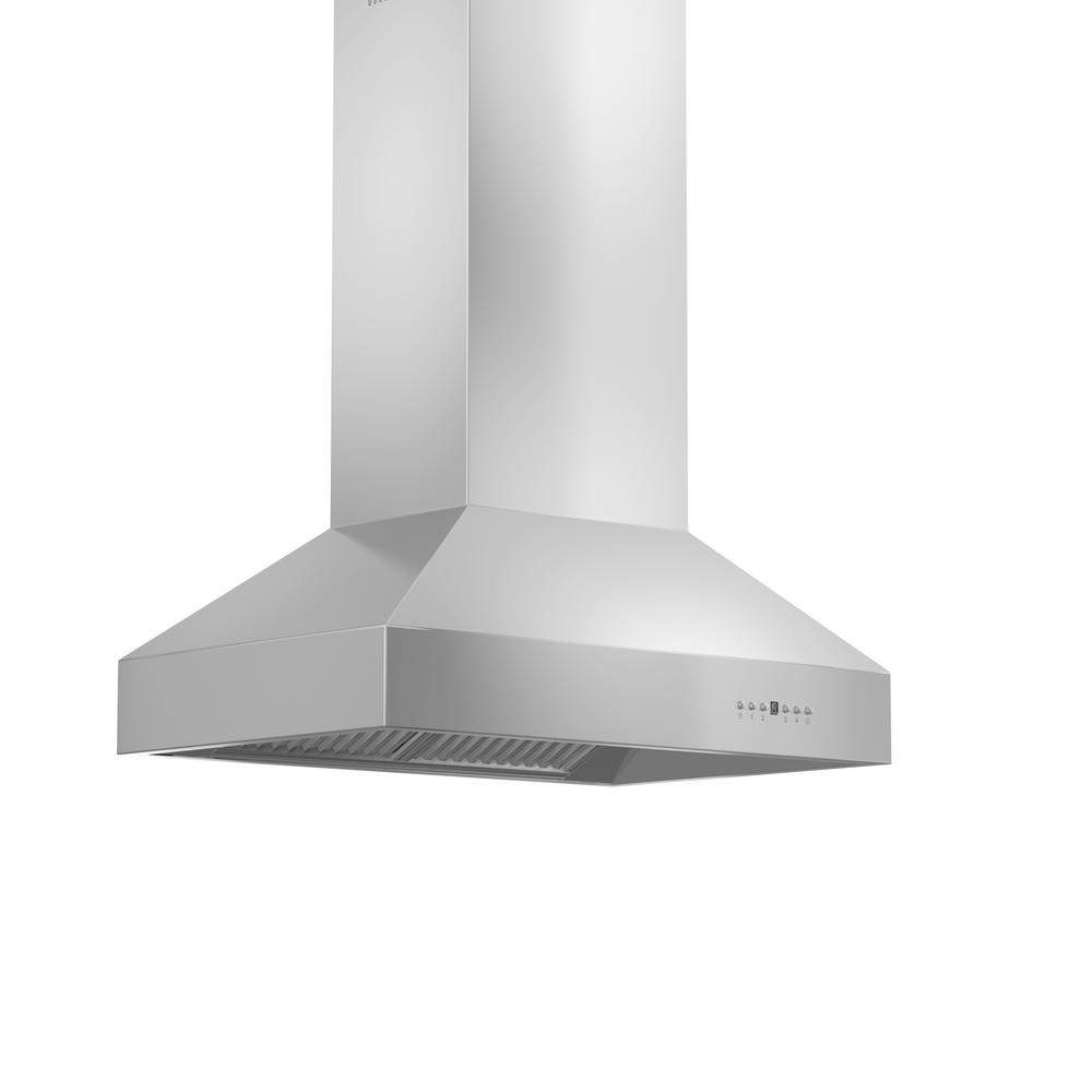 Zline Kitchen And Bath Zline 36 In Outdoor Island Mount Range Hood In Stainless Steel 697i 304 36 697i 304 36 Stainless Steel Island Stainless Steel Range Hood Kitchen Bath