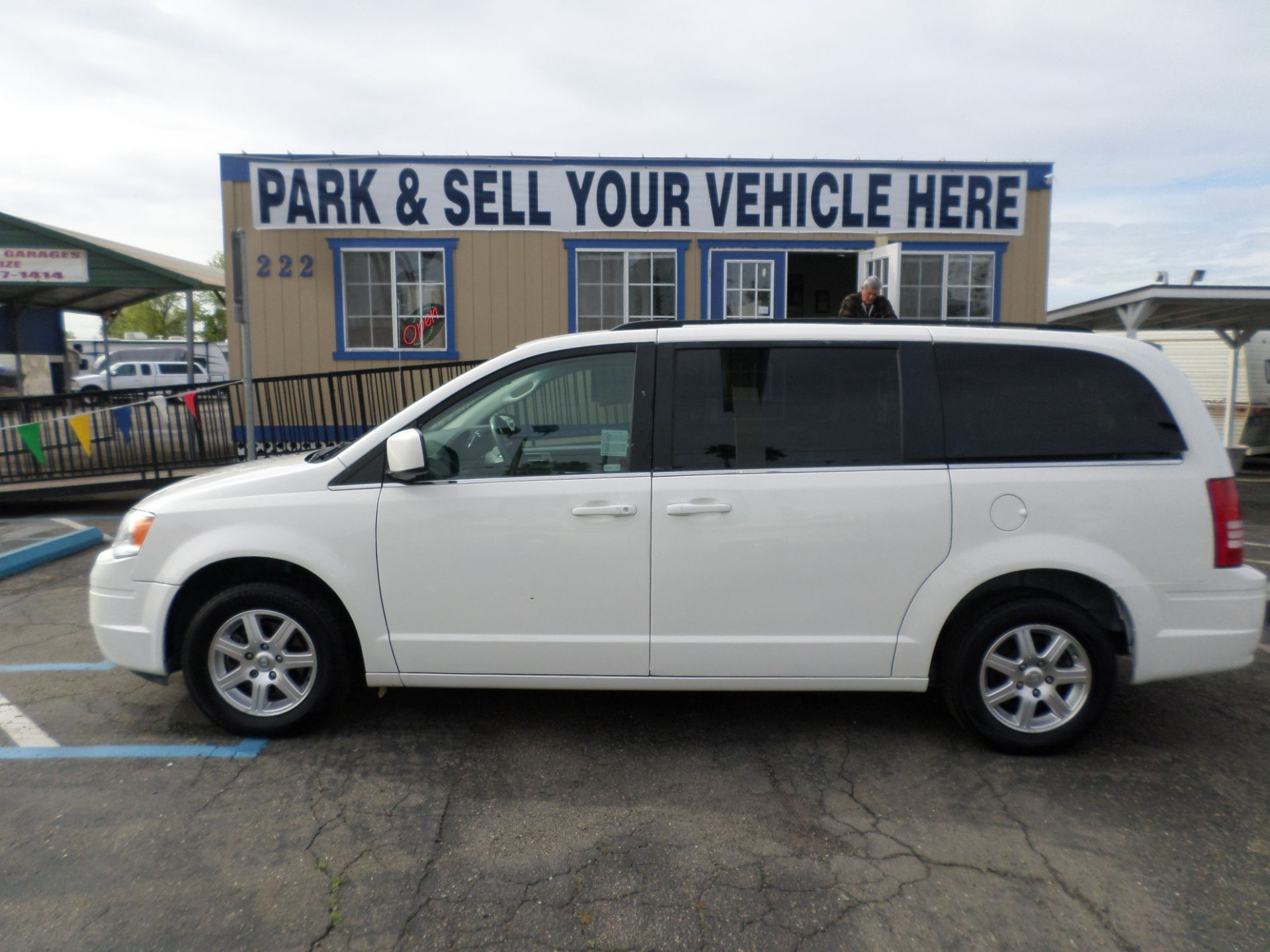 2008 Chrysler Town And Country Chrysler Town Country Town