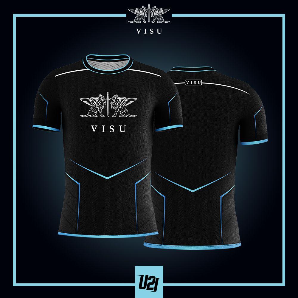 Download Illustration Jersey Team Graphic Design Vector Shirt Template Uniform Apparel Casual Kit Men Club