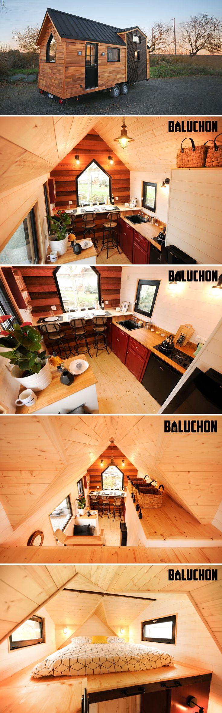 Calypso Home Furniture Calypso By Baluchon House Building Nantes And Tiny Houses