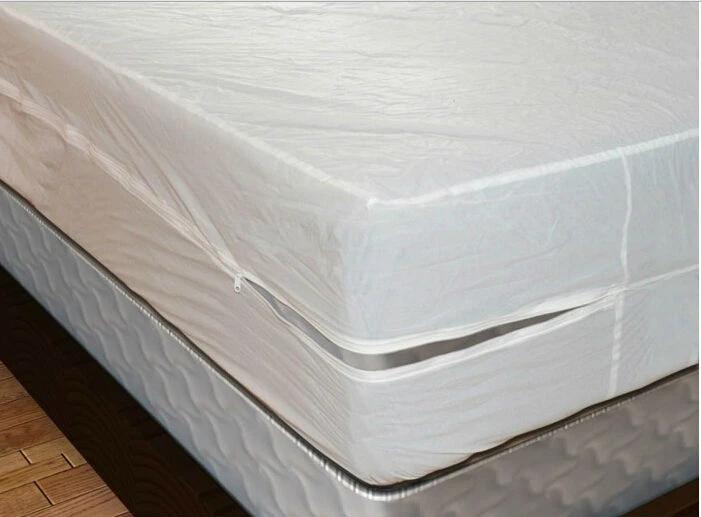 Size 120*200cm Spring For Bed Bug Smooth Allerzip