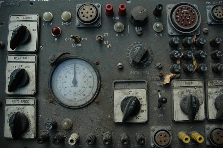 Control Panel For Rocket Ship Control Panels Paneling Vintage