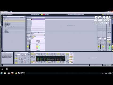▶ Ableton Live Tutorial - Using the MIDI arpeggiator - YouTube