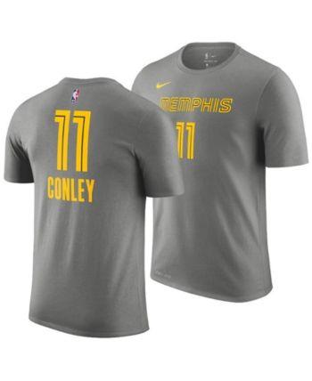 the best attitude 3ec3e ccbf6 Nike Men Mike Conley Jr. Memphis Grizzlies City Player T ...