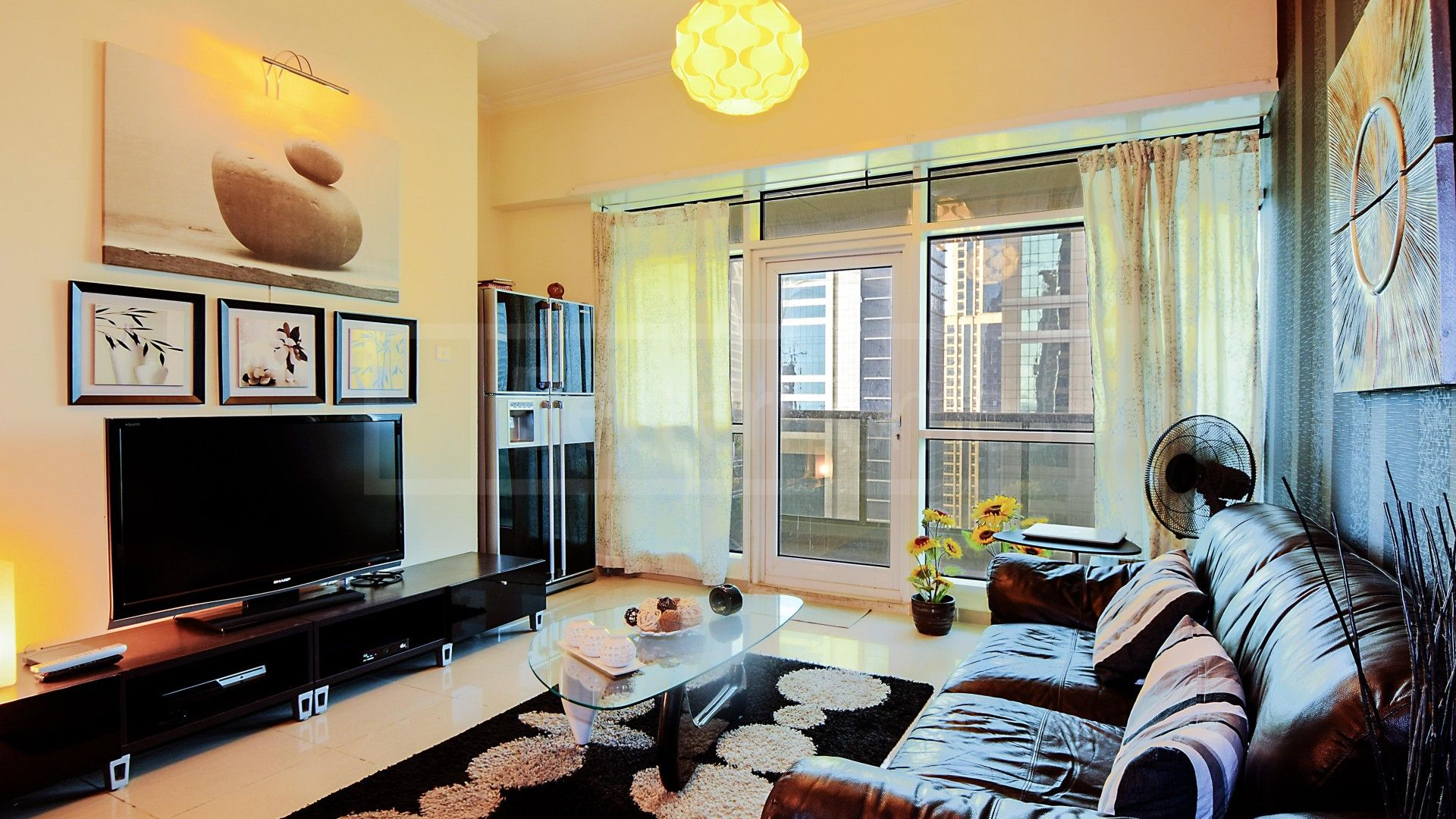 One bedroom apartment in Jumeirah Lakes Towers for rent