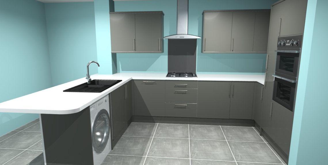 Image Result For B And Q Kitchens B Q Kitchens Kitchen Home Decor