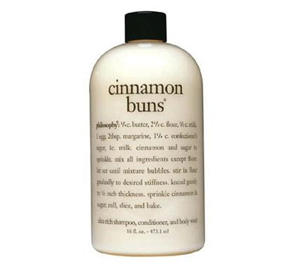 Philosophy Cinnamon Buns 3 In 1 Shower Gel Qvc Com Cinnamon Buns Shower Gel Shampoo Body Wash