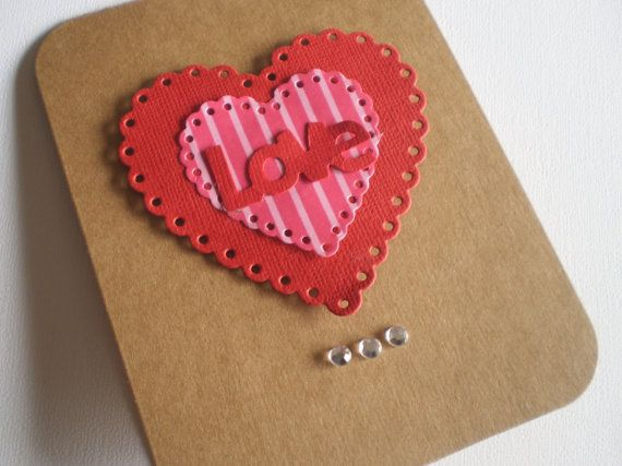 Handmade Cards Any Three For Ten Dollars by ScrappyNan on Etsy
