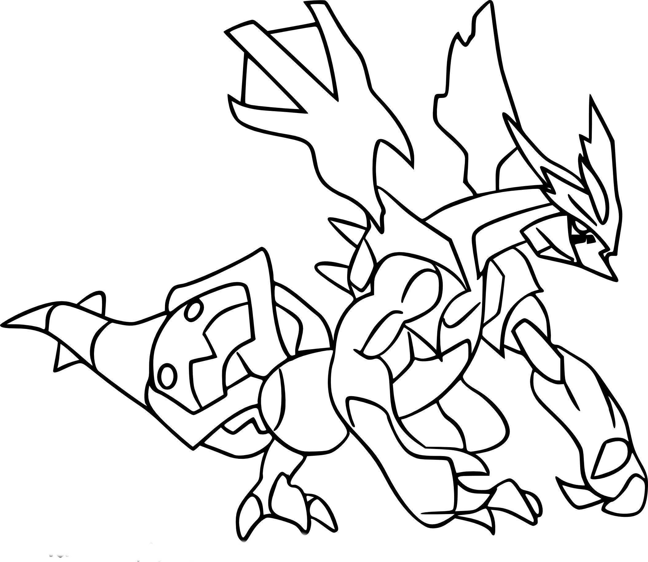 16 Coloriage Pokemon A Imprimer Kyurem Noir Coloring Pages Pokemon Coloring Pages Pokemon Coloring Page