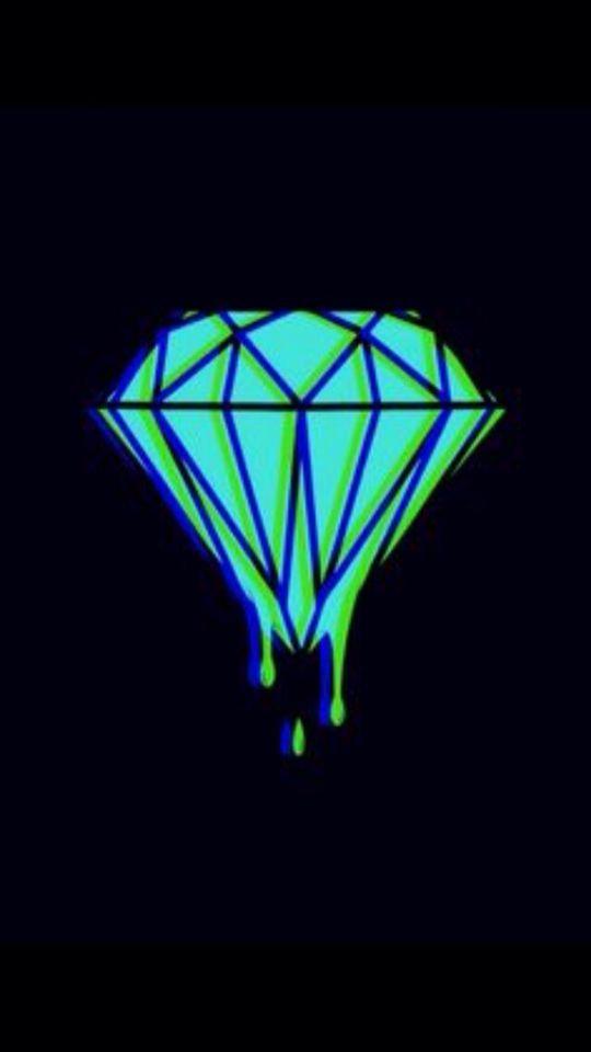 Hd Diamond Wallpaper