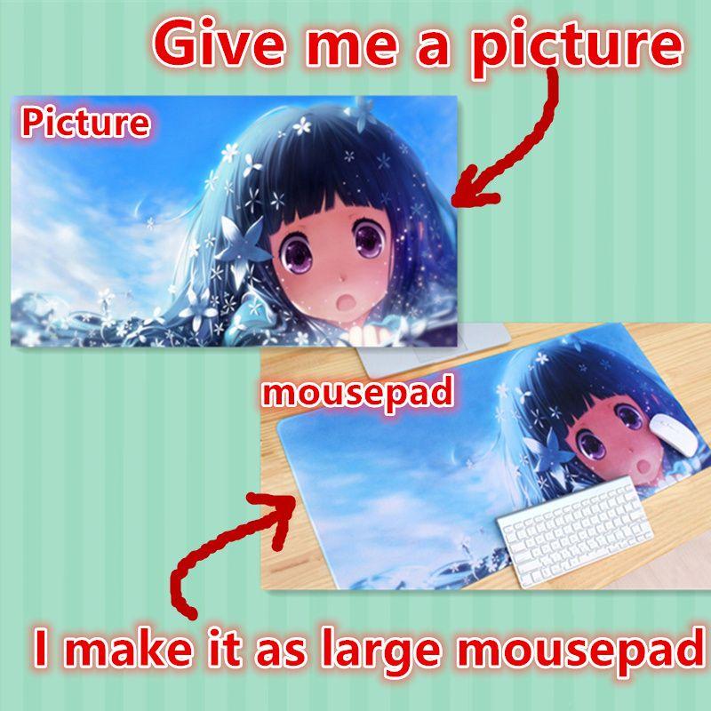 fffas diy custom mousepad super grande large mouse pad game gamer