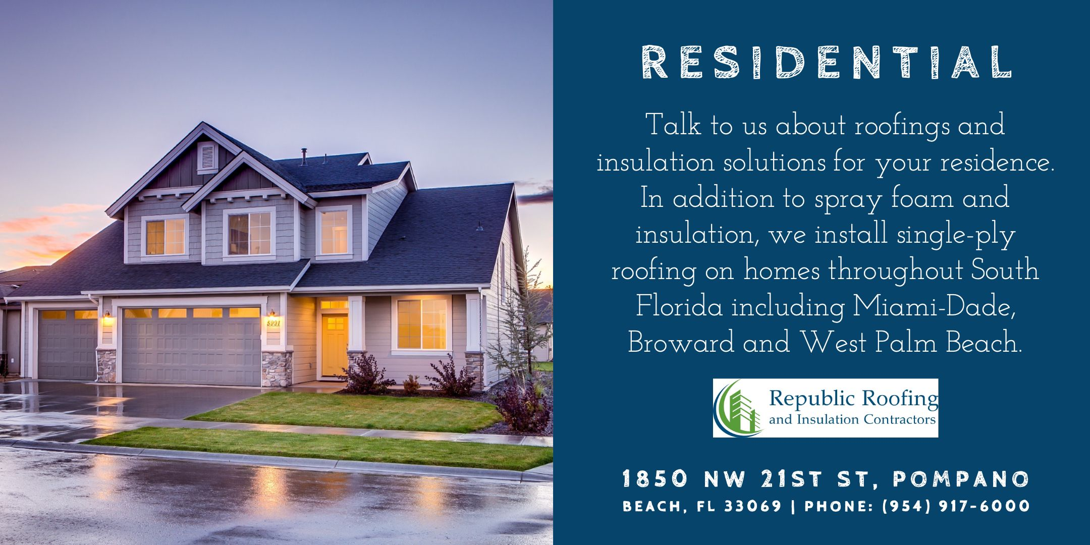 Residential Roofing Residential Roofing Roofing Commercial Roofing