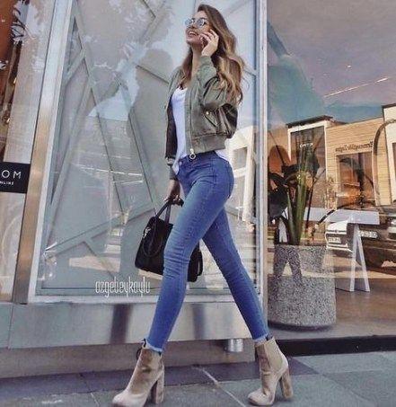 Moda femenina invierno 2019 casual 32+ Trendy Ideas #modafemenina