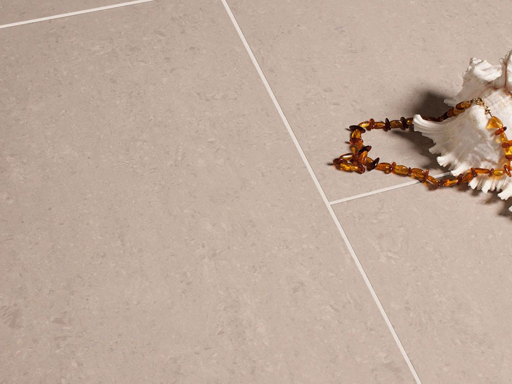 LONDON MISTY GREY LARGE FORMAT PORCELAIN FLOOR TILES 600mm x 600mm - Per m2