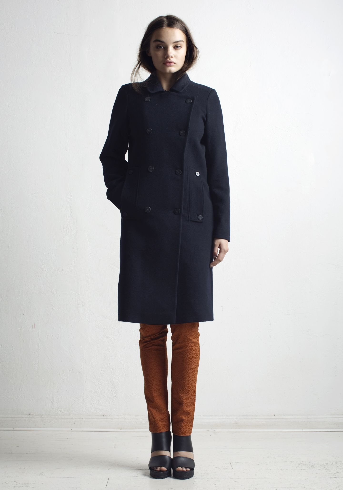 COAT LITTLE LUXURY OUTDOOR BLACK in the group All items
