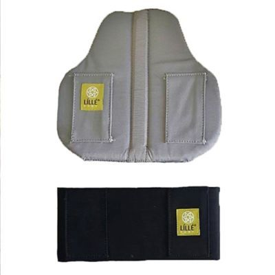 Small In Black Lillebaby Tummy Pad For Back Carrying Gifts For Me